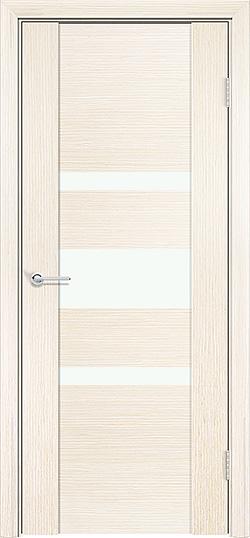 Межкомнатная дверь шпон Порто 8 белёный дуб 3