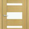 Межкомнатная дверь шпон Ромарио 2 белёный дуб 1
