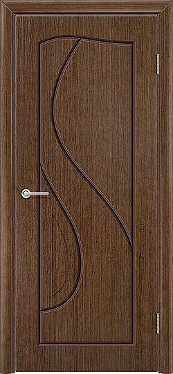 Межкомнатная дверь шпон Премьера орех 3
