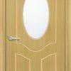 Межкомнатная дверь шпон Лига орех 1