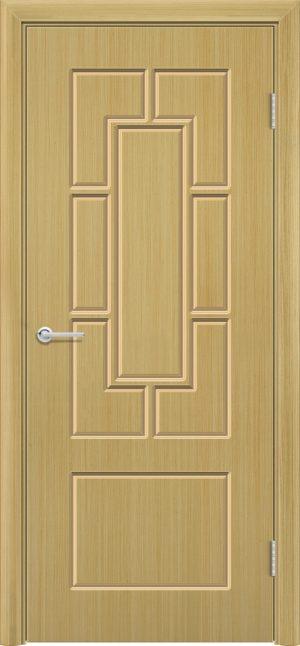 Межкомнатная дверь шпон Ромарио дуб 3
