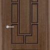 Межкомнатная дверь шпон Ромарио орех 1