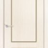 Межкомнатная дверь шпон Б 11 орех 1
