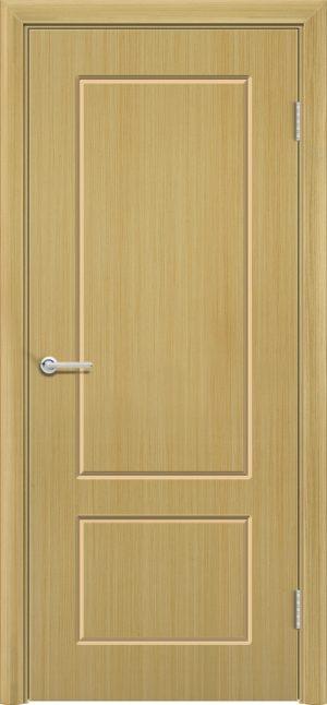 Межкомнатная дверь шпон Ромарио 2 дуб 2