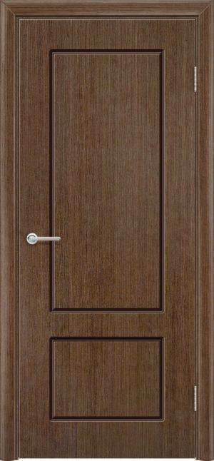 Межкомнатная дверь шпон Ромарио 2 орех 3