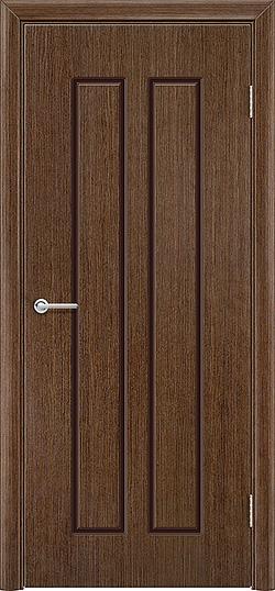 Межкомнатная дверь шпон Роял орех 3