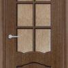 Межкомнатная дверь шпон Порто 3 венге 2